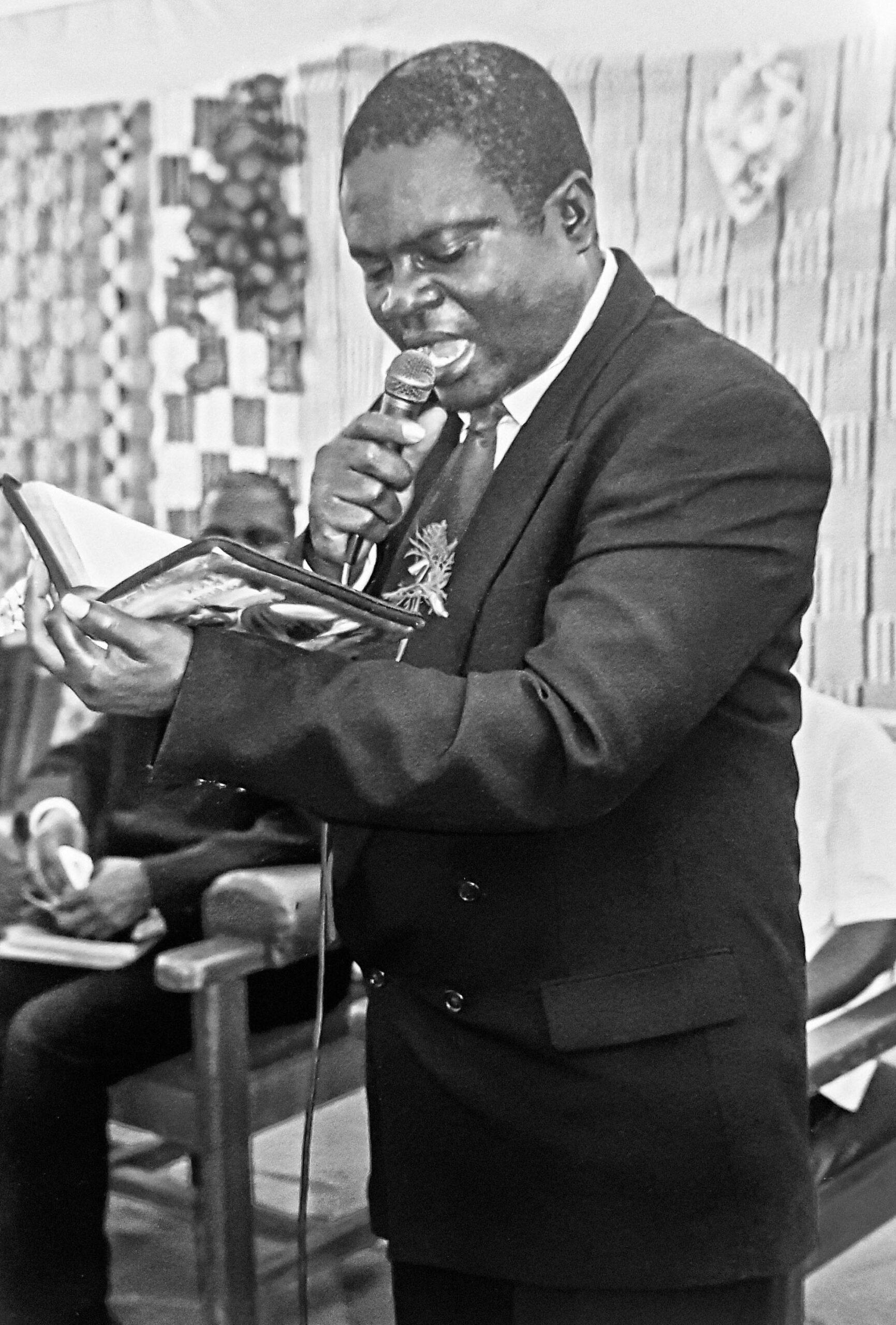 Michael Baasi_Ghana Administrator